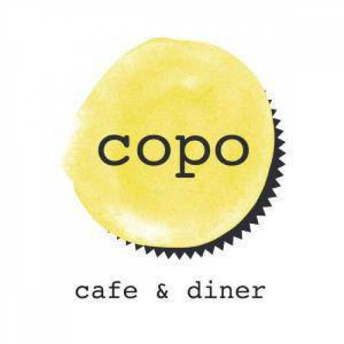 Copo Cafe and Diner Logo