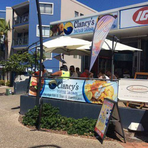 Clancy's Beachside Takeaway