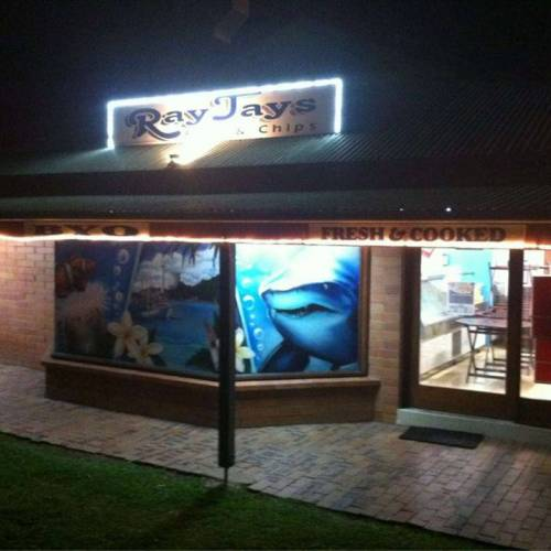 RayJays Fish and Chips Mooloolaba