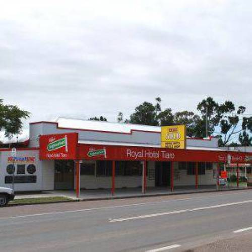 The Royal Hotel Tiaro