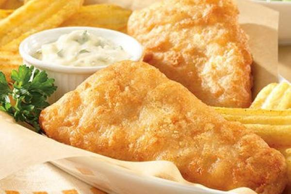 Fish and Chips. Crumbed or Battered?