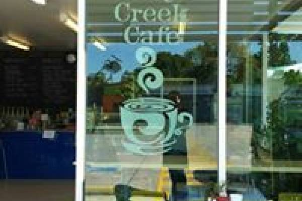 Cosy Creek Cafe Logo