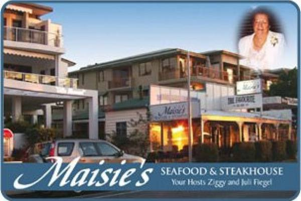 Maisie's Seafood and Steakhouse