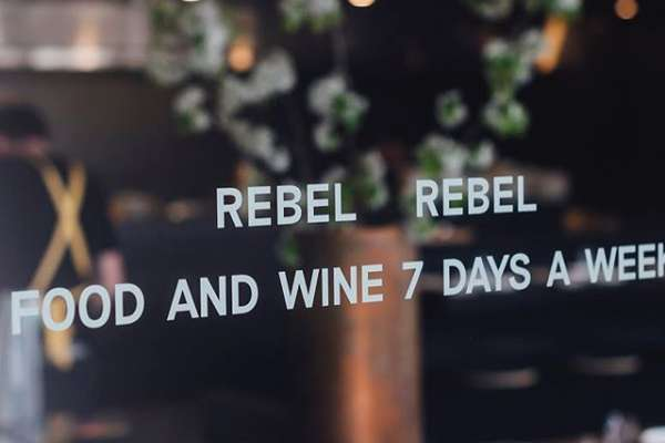 Rebel Rebel Dining