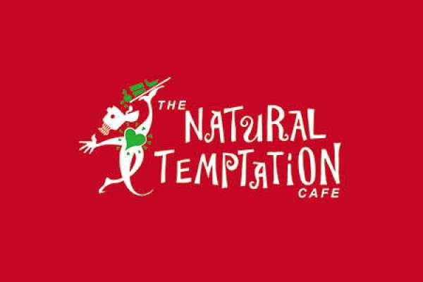 Natural Temptation Cafe Logo