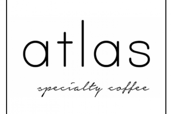 Atlas Specialty Coffee VW Combi Coffee Van Logo