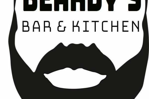 Beardy's Bar and Kitchen Logo