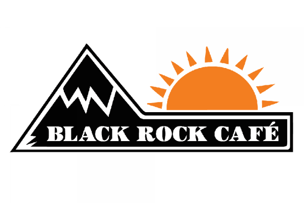 Black Rock Cafe Logo