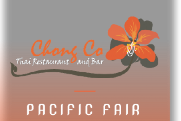 Chong Co Thai Restaurant & Bar Pacific Fair Logo