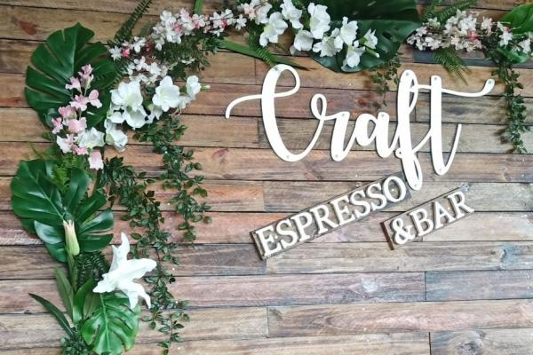 Craft Espresso & Bar Logo