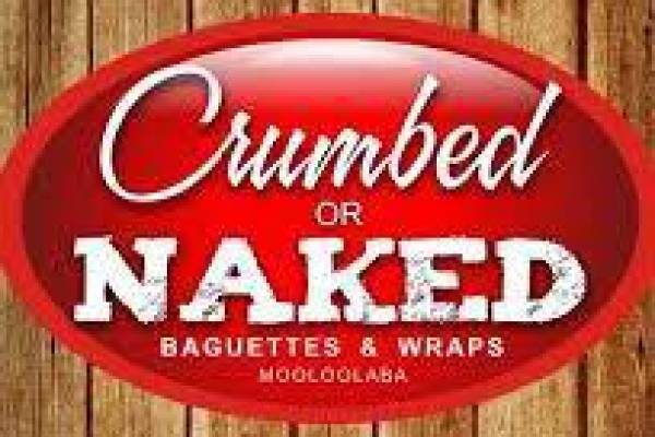 Crumbed or Naked Logo