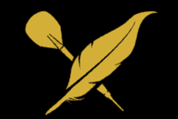 The Dart and Feather Logo