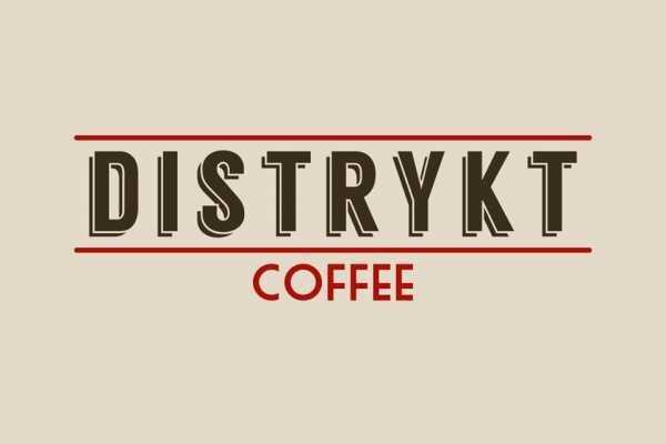 Distrykt Coffee Logo