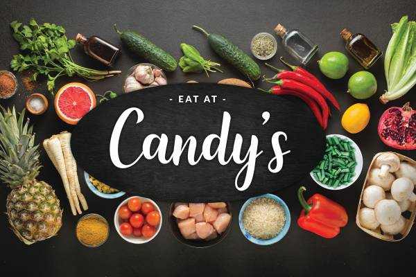 Eat at Candy's Logo