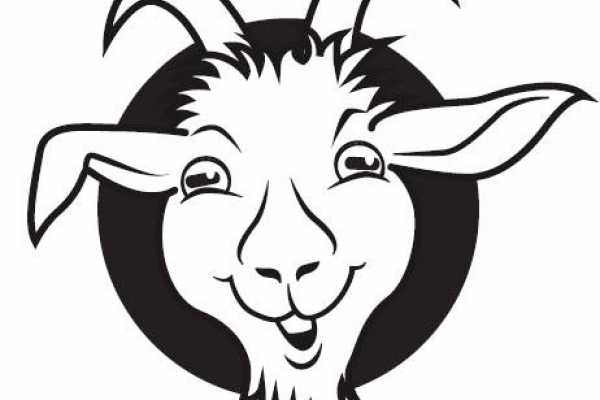The Giggling Goat Emporium Coffee and Breakfast Bar Logo
