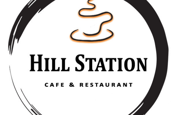 Hill Station Cafe & Restaurant Logo