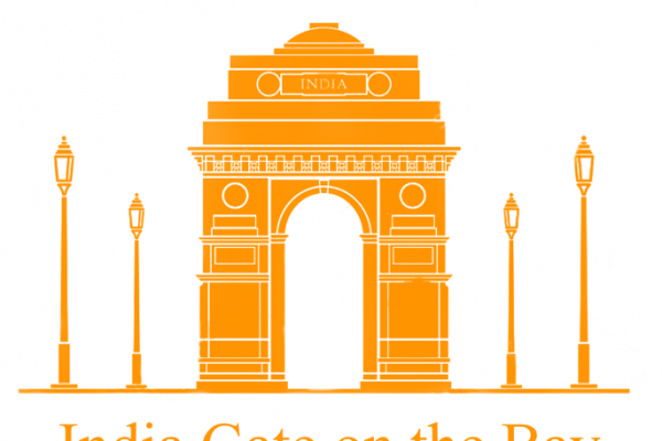India Gate on the Bay Logo