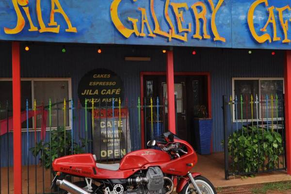 Jila Gallery Cafe