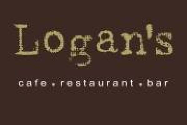 Logan's Cafe Restaurant Logo