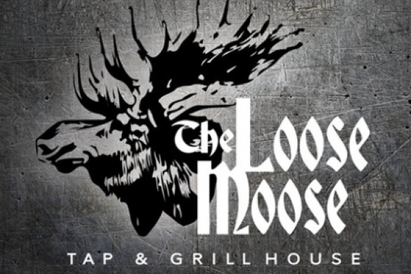 The Loose Moose Tap and Grill Logo