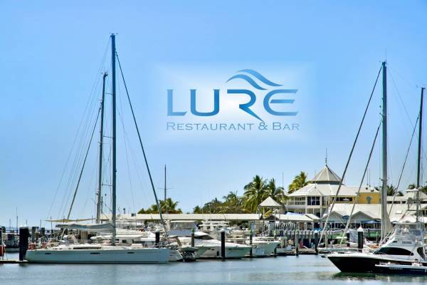 Lure Restaurant & Bar Logo
