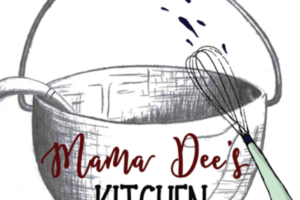Mama Dee's Kitchen Logo