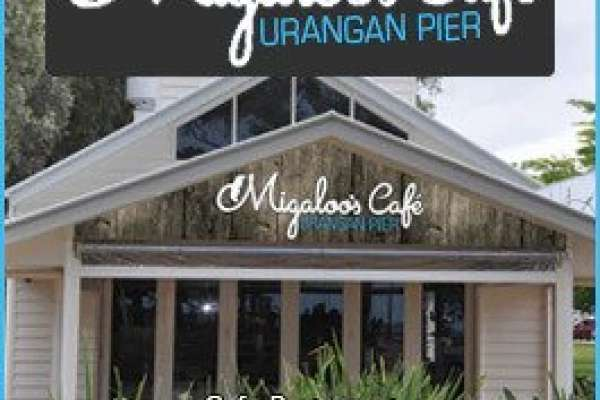 Migaloo's Cafe Logo