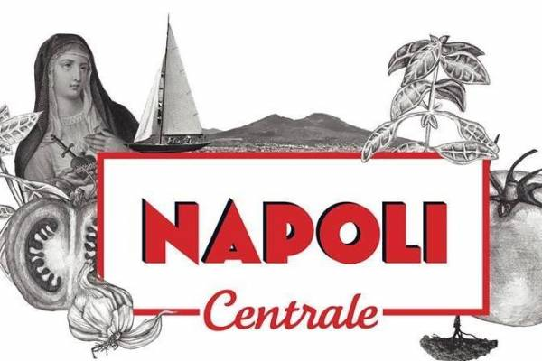 Napoli Centrale Pizza Bar Logo
