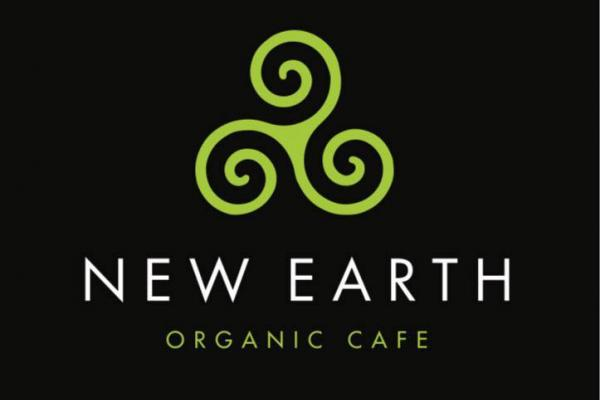 New Earth Cafe Logo