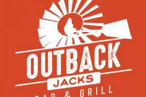 Outback Jacks Bar & Grill Logo