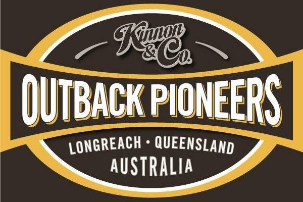 Welcome Home Cafe/Tearoom and Stonegrill - Outback Pioneers Logo