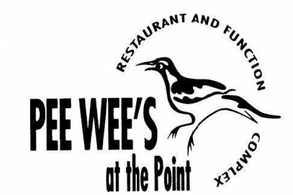 Pee Wee's at the Point Logo