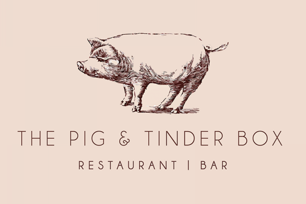 The Pig and Tinder Box Logo