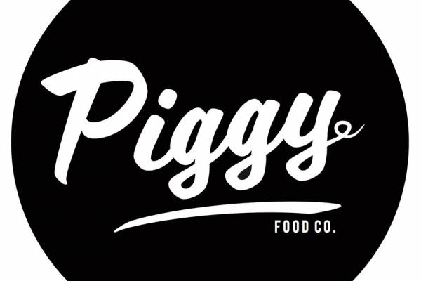 Piggy Food Co. Logo