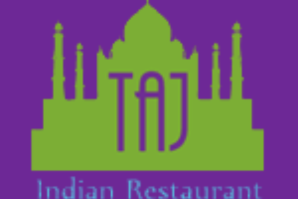 Taj Indian Restaurant Logo