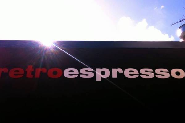Retroespresso Coffee Bar Logo