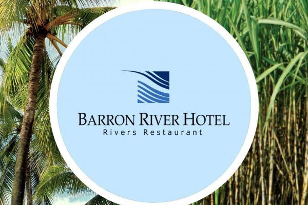 Rivers Restaurant at Barron River Hotel Logo
