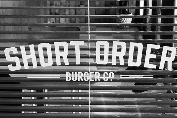 Short Order Burger Co. Perth City