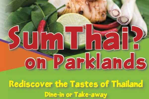 Sum Thai on Parklands Logo