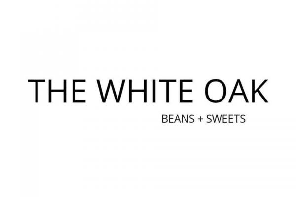 The White Oak - Beans and Sweets Logo