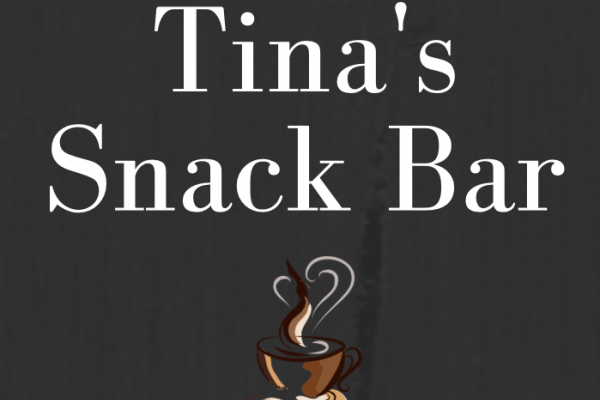 Tina's Snack Bar Logo