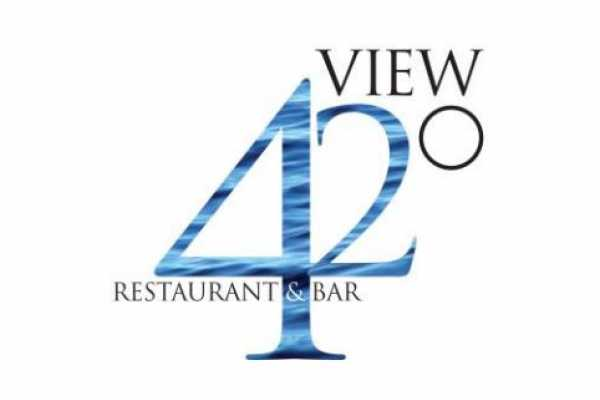 View 42° Restaurant & Bar Logo