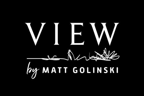 View Restaurant by Matt Golinski Logo