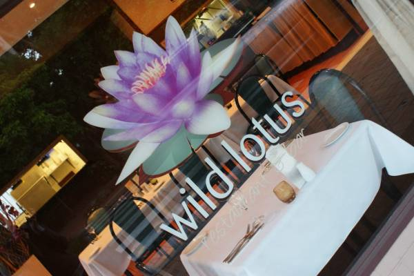 Wild Lotus Restaurant & Bar Logo