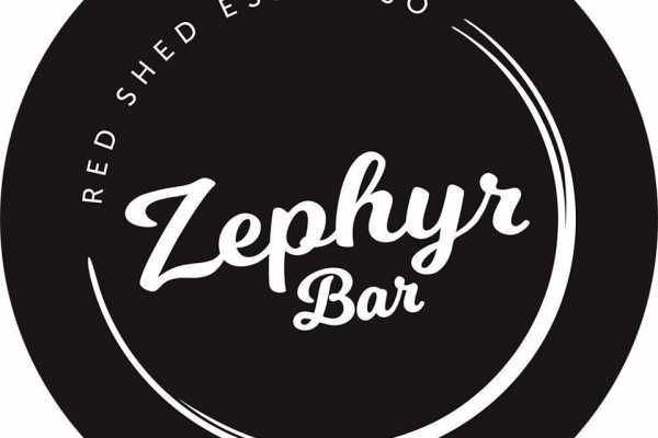 Zephyr Bar - Red Shed Espresso Logo