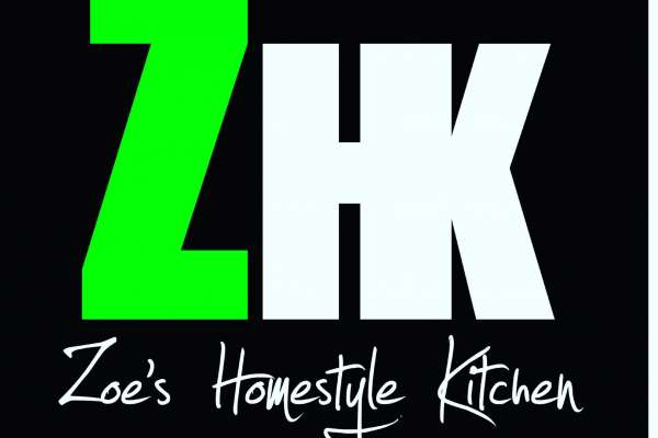 Zoe's Homestyle Kitchen and Pizzas Logo