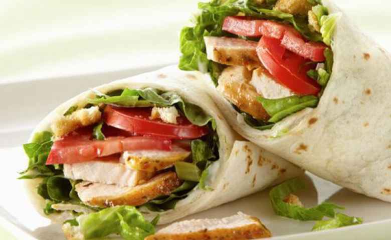 Wraps at Scoffers
