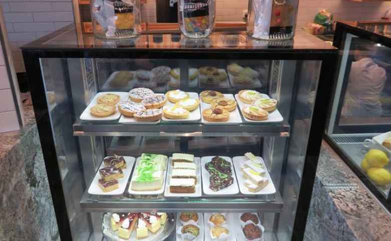 Selection of treats from the Hub Cafe at Club Kawana
