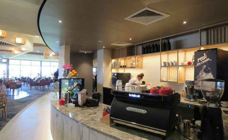 The Hub Cafe at Club Kawana