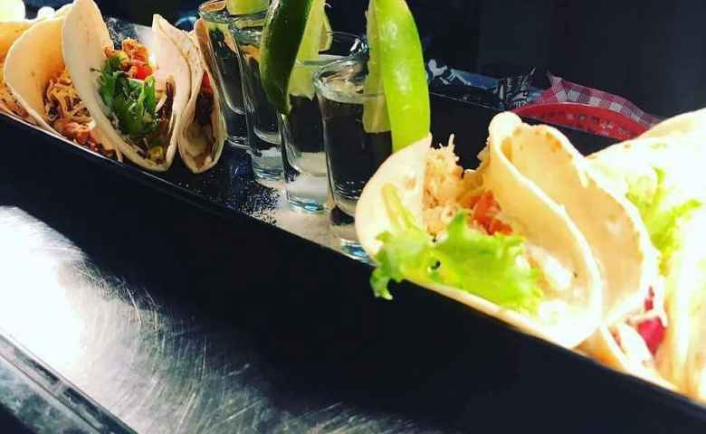 Tacos at The Courtyard Cairns